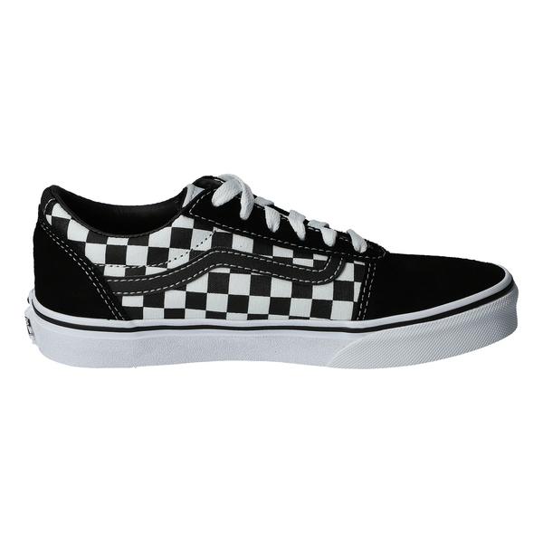 Ward checkered