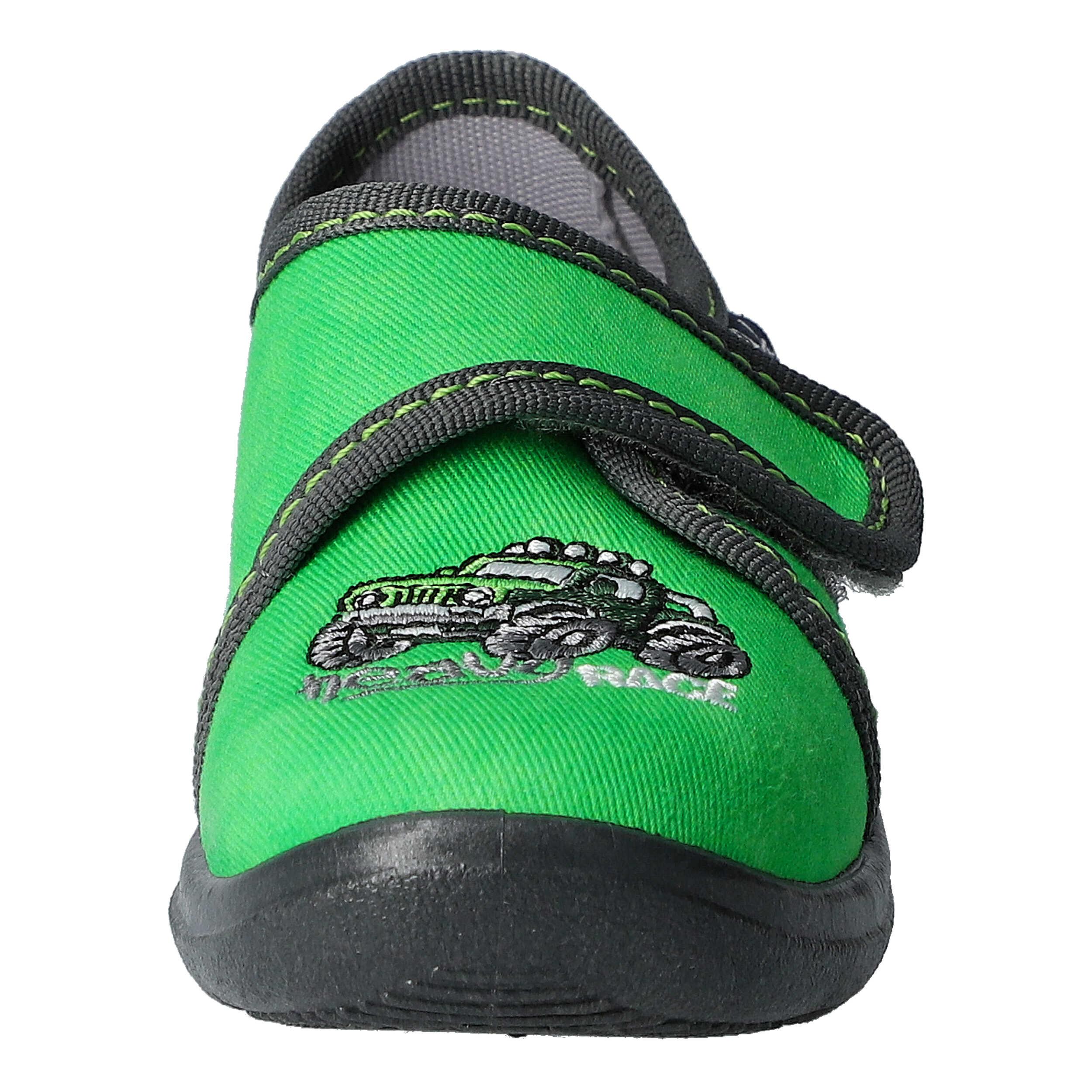 Heavy Race grün