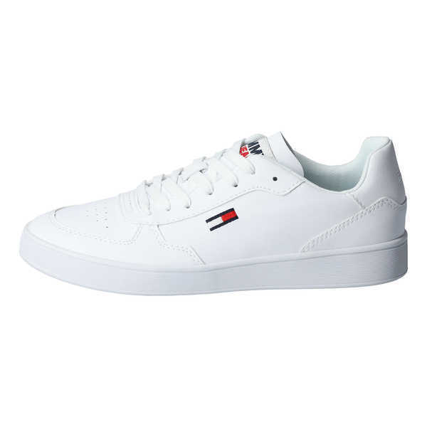 Tommy Jeans Leather Sneaker