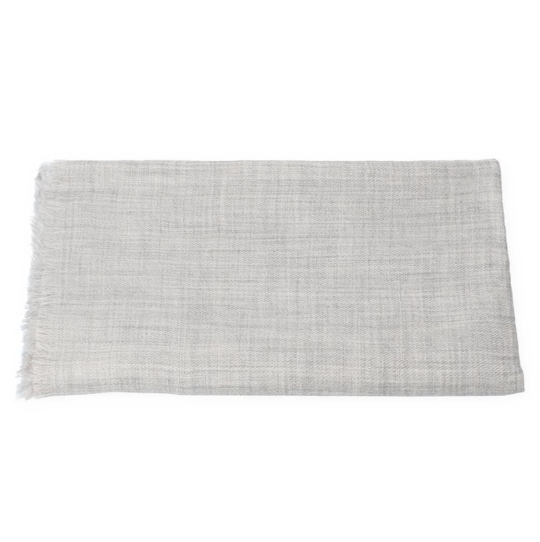Plain Loose Knit Cirro Stola