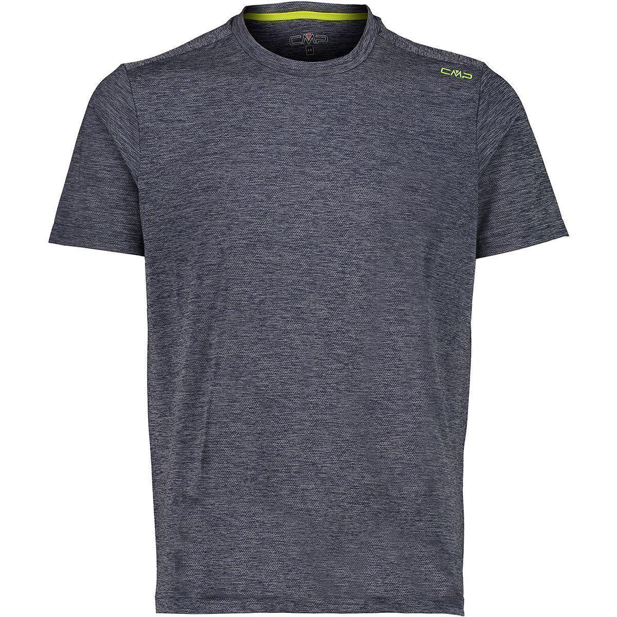 T-Shirt Melange Piquet