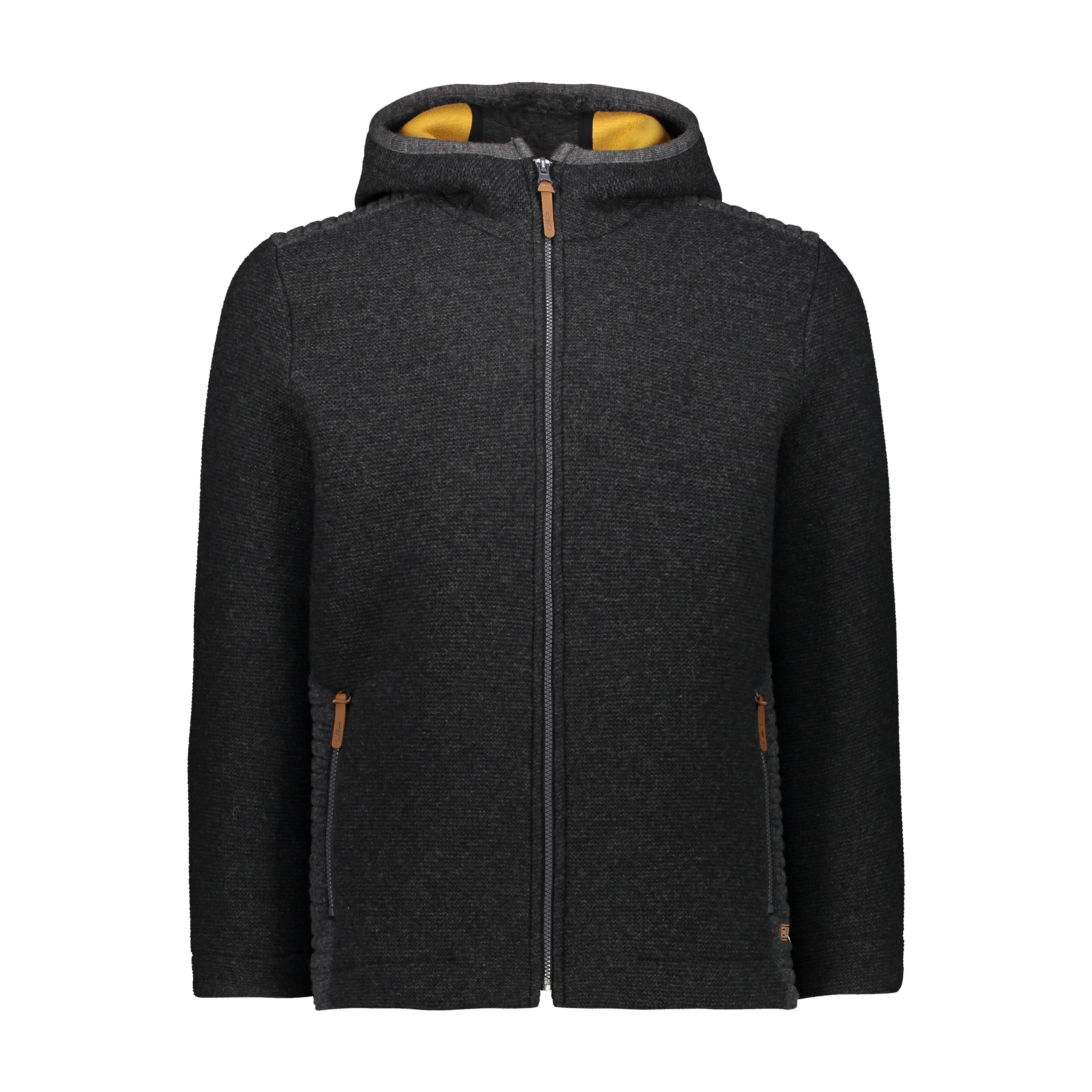 Wooltech Man Jacket  Hood