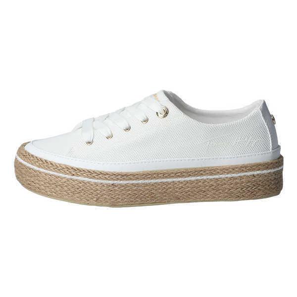 White Sunset Vulc Sneaker