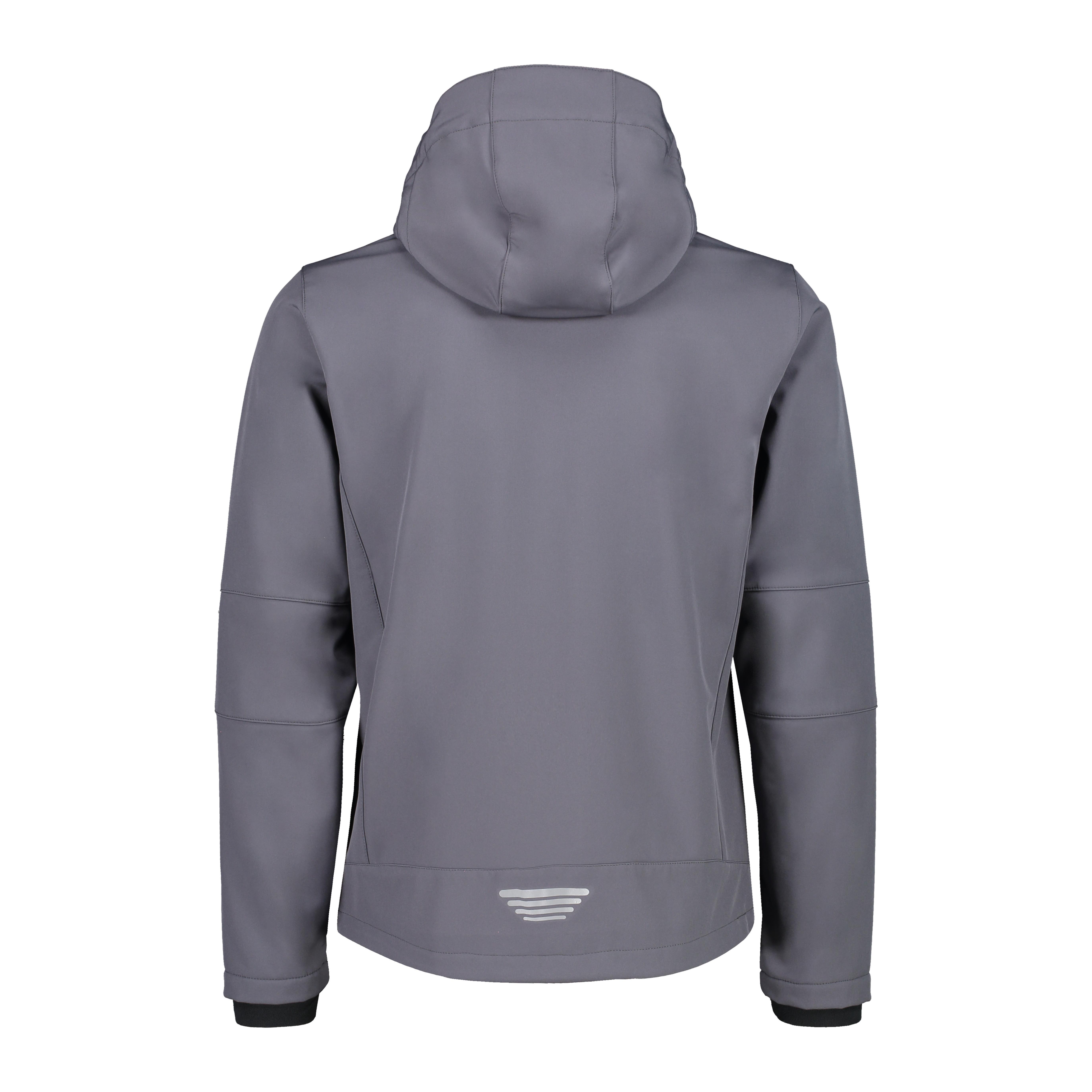 Softshell Zip Hood