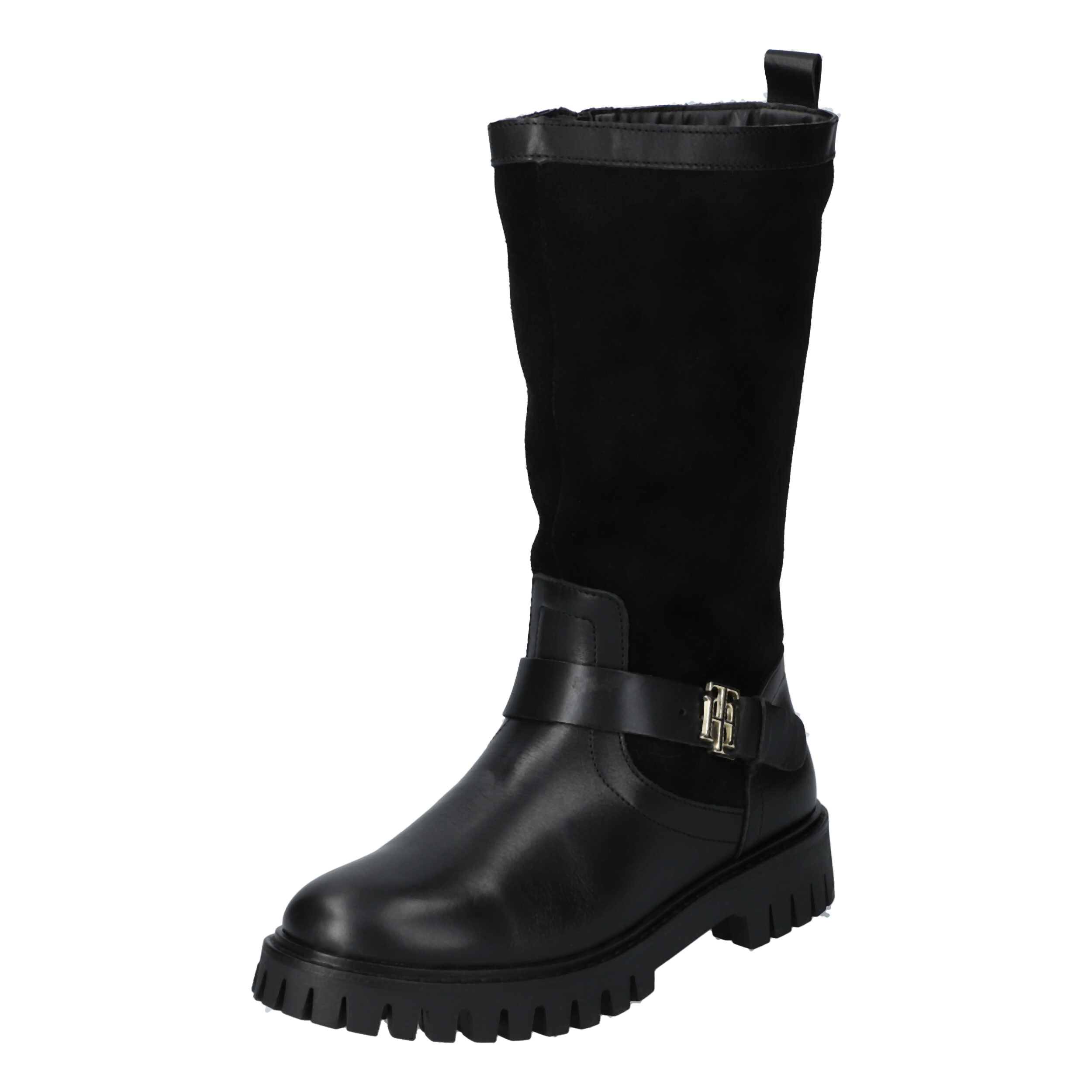 TH Hardware Material Mix Boot