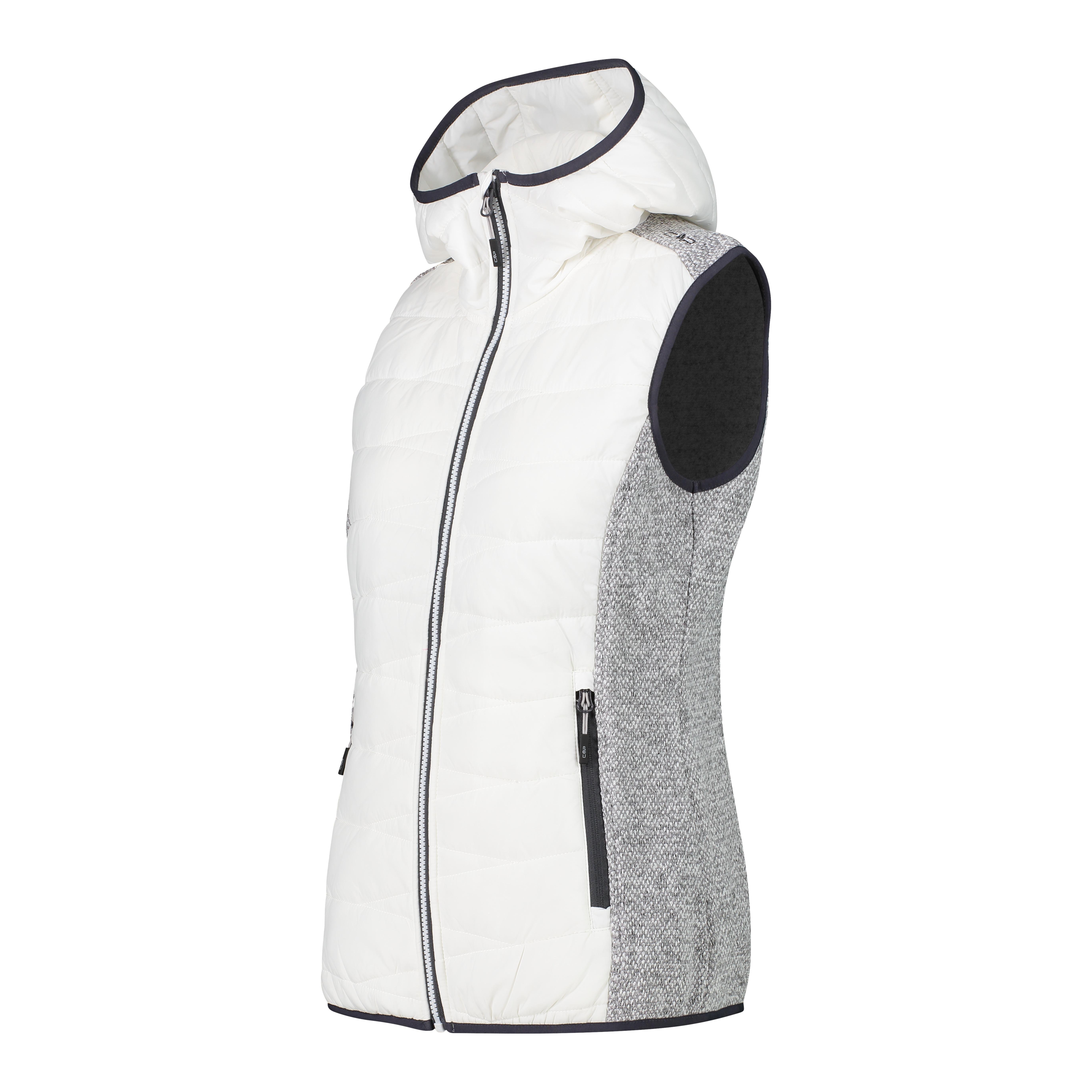 Fix Hood Vest W