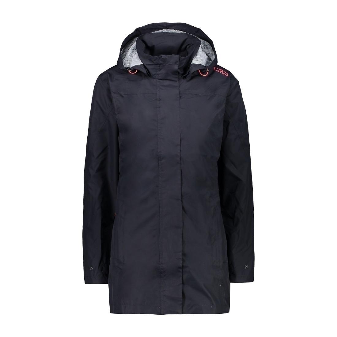 Rain Button Hood W