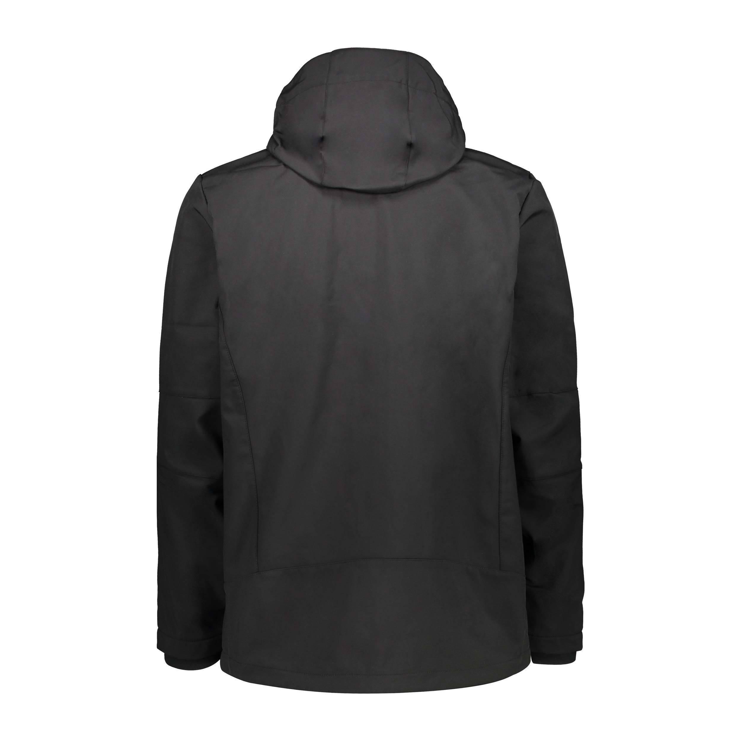 Softshell Mid Zip Hood