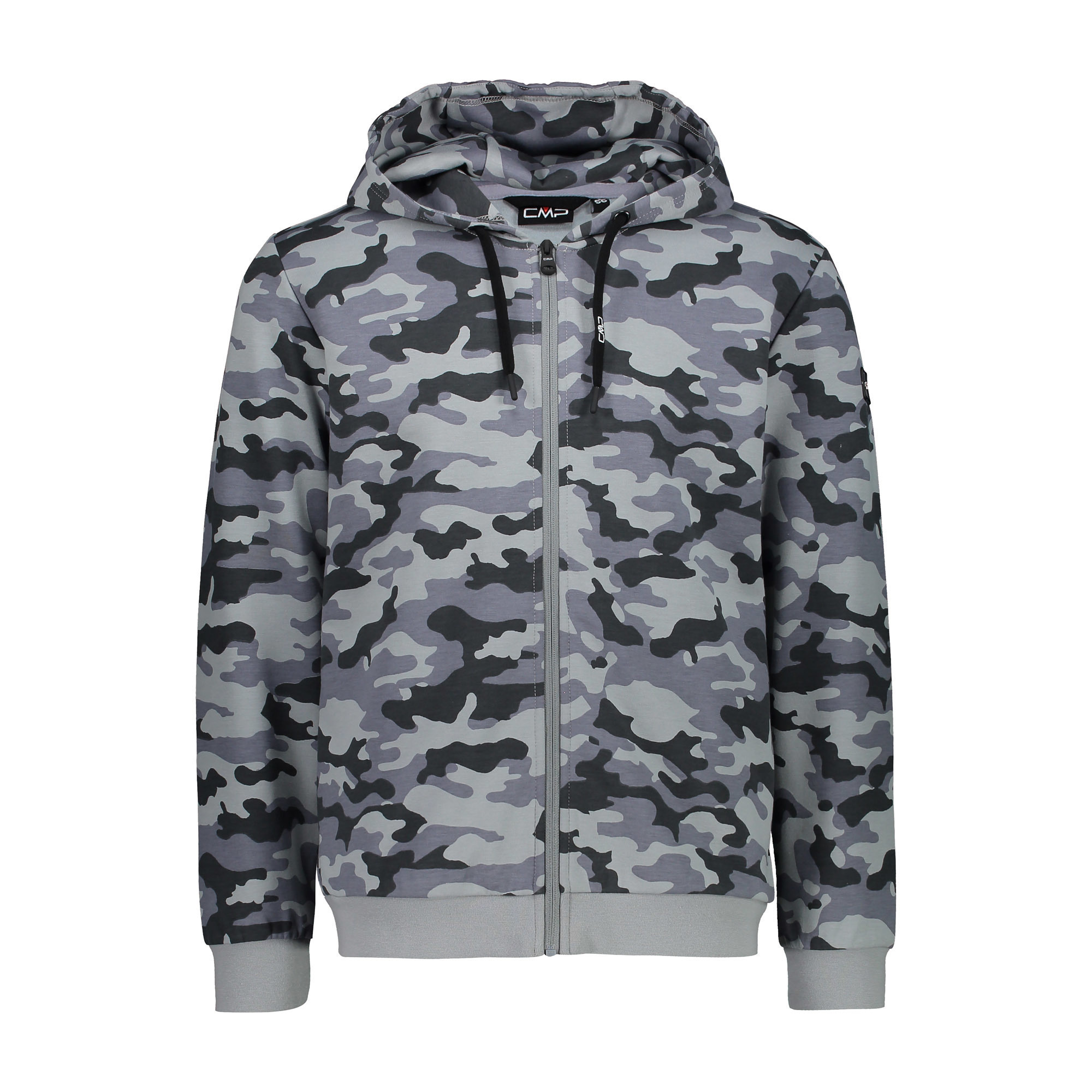 Jacket Fix Hooded