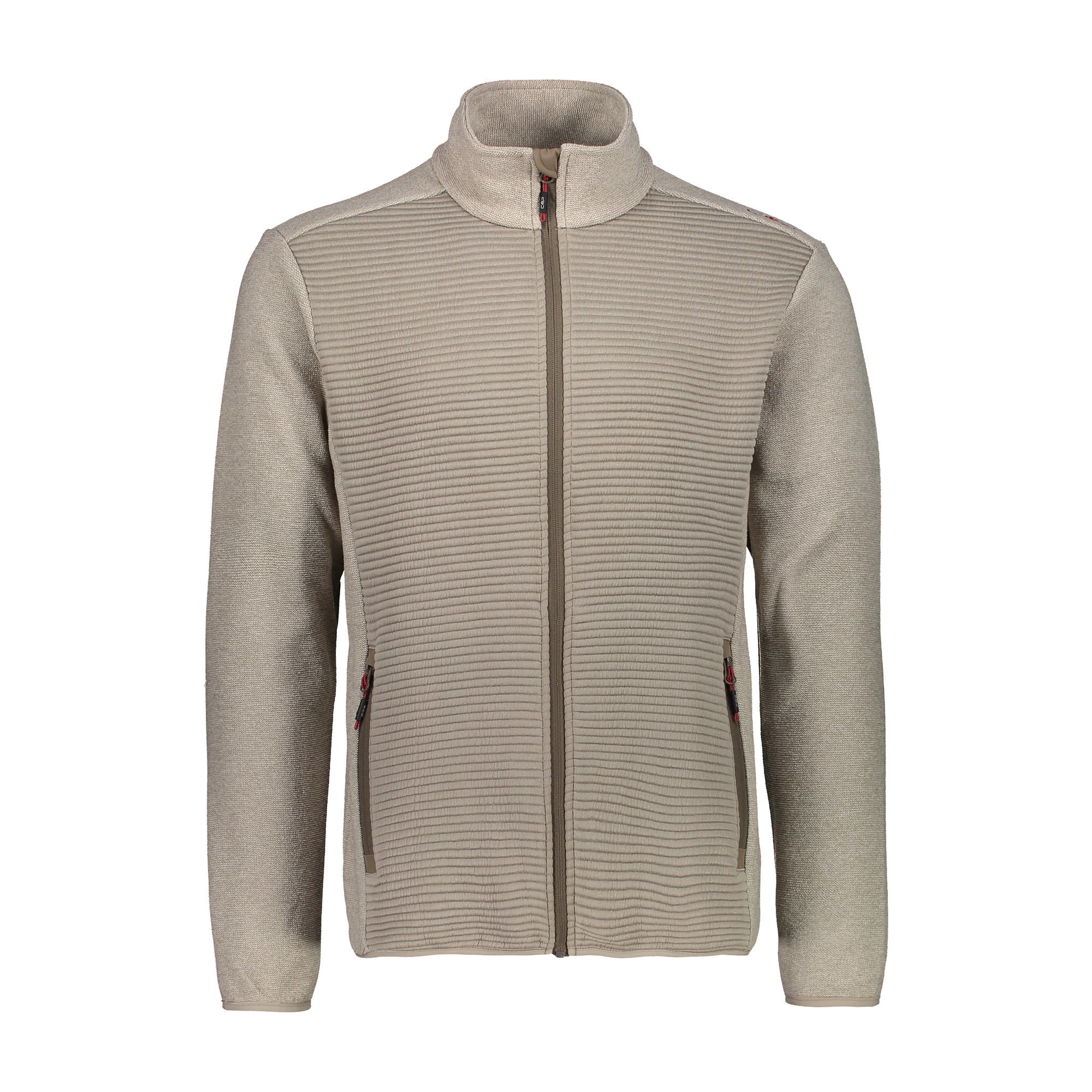 Man Jacket Knitted