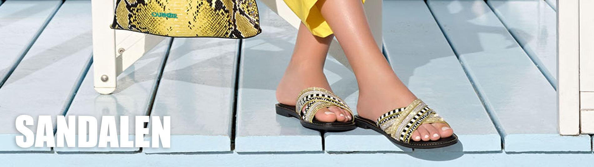 Schuh Marke Damen Sandalen
