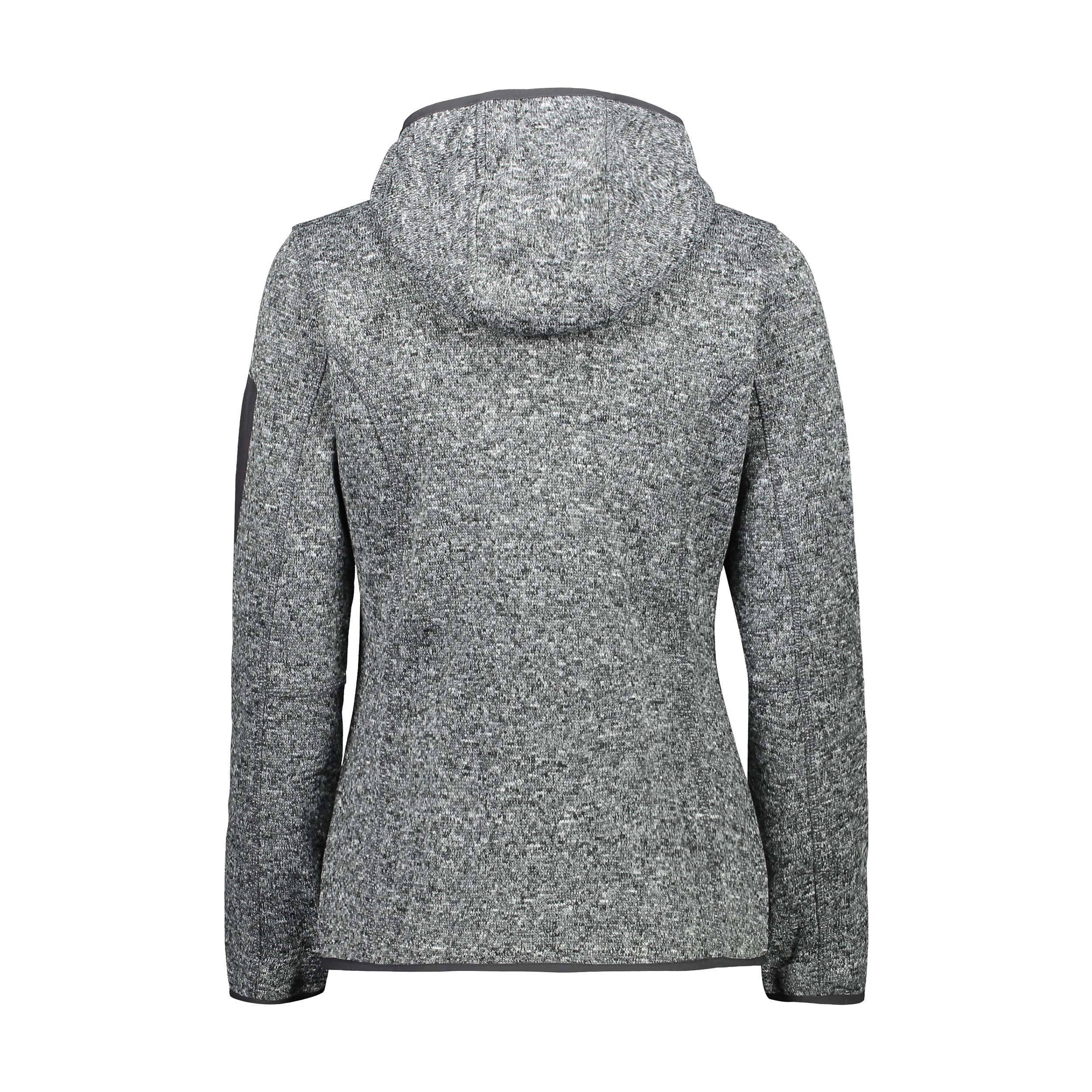 Knitted Hoody Woman